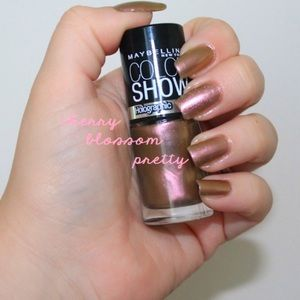 5/15$ Maybelline Color Show Holographic Polish